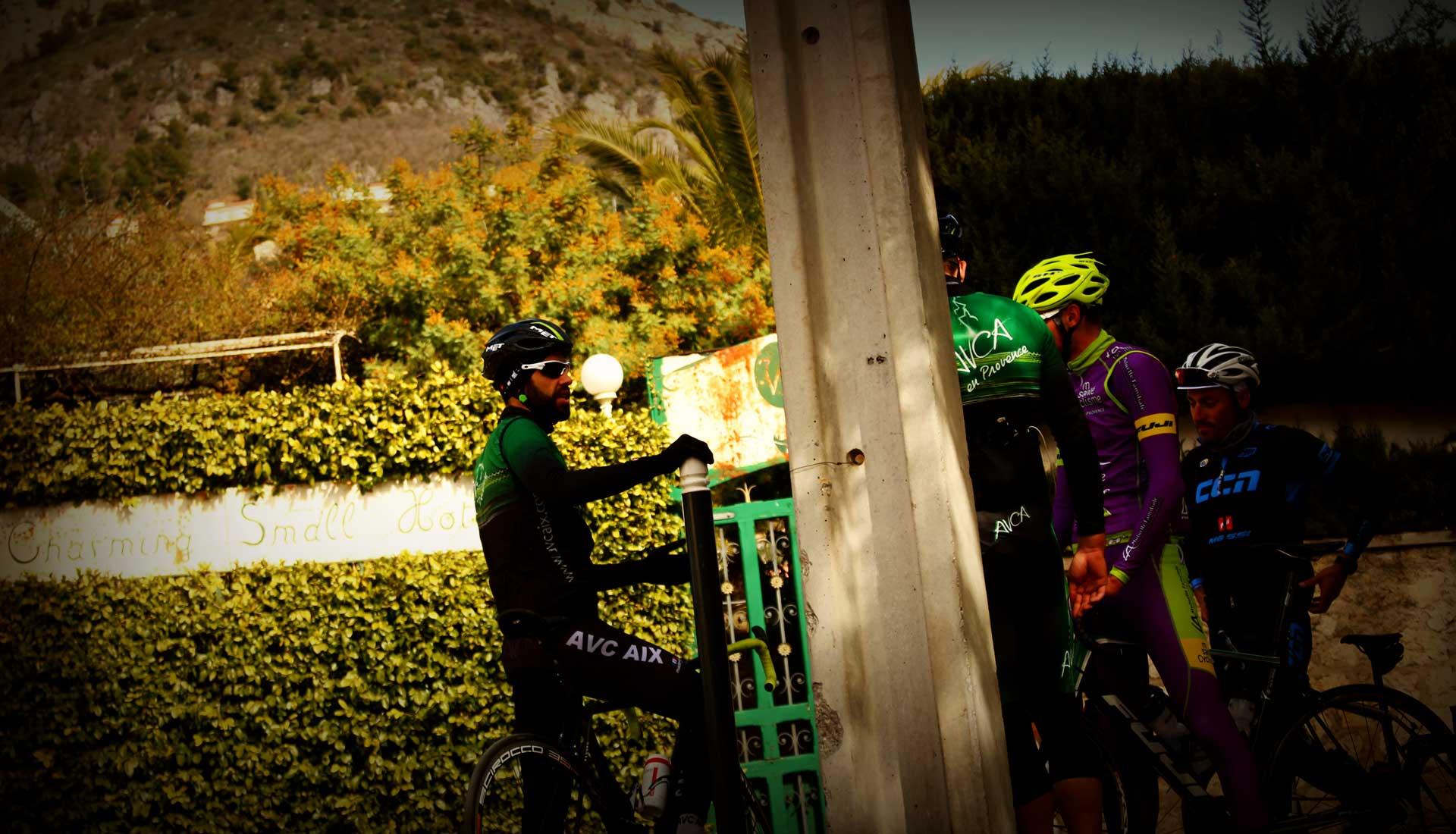 Cycling Adventures Rennradreisen Côte d'Azur Frankreich