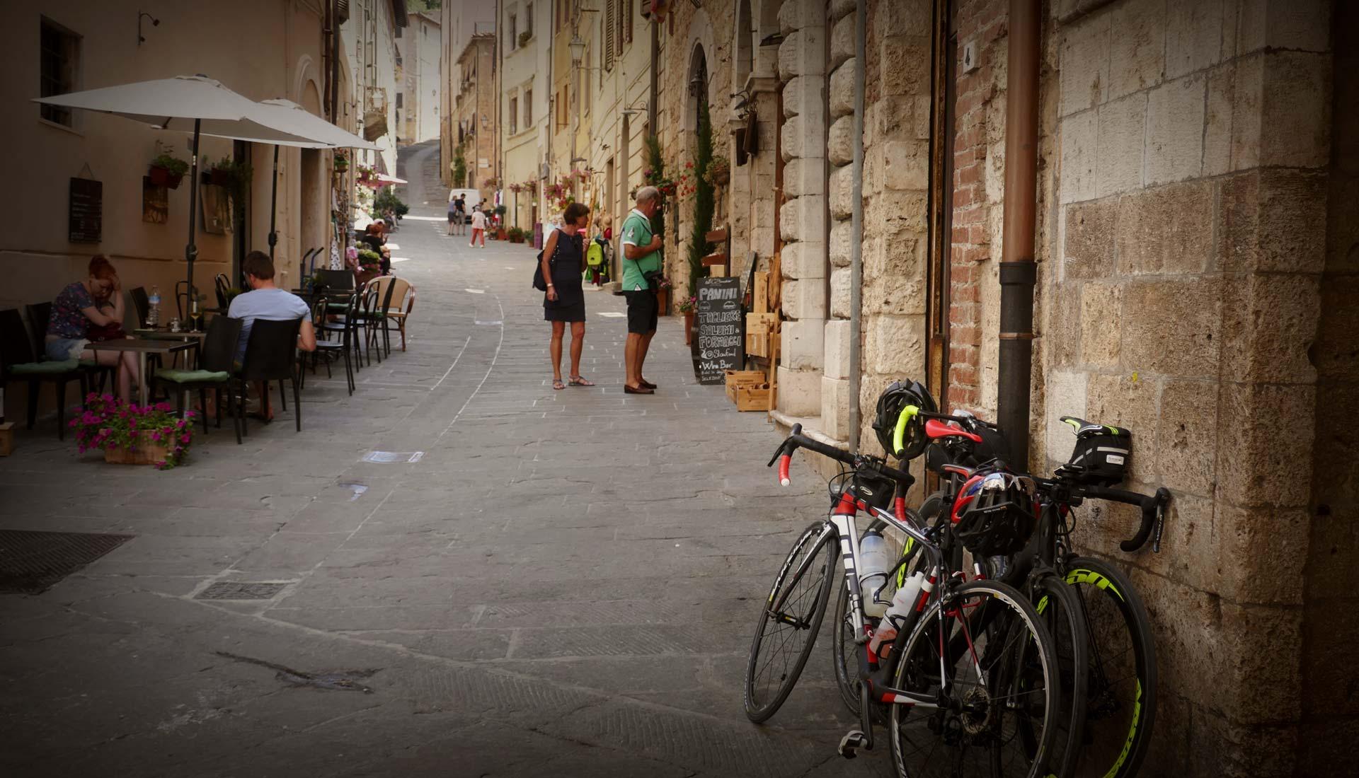 Cycling Adventures Rennradreisen Toskana Italien