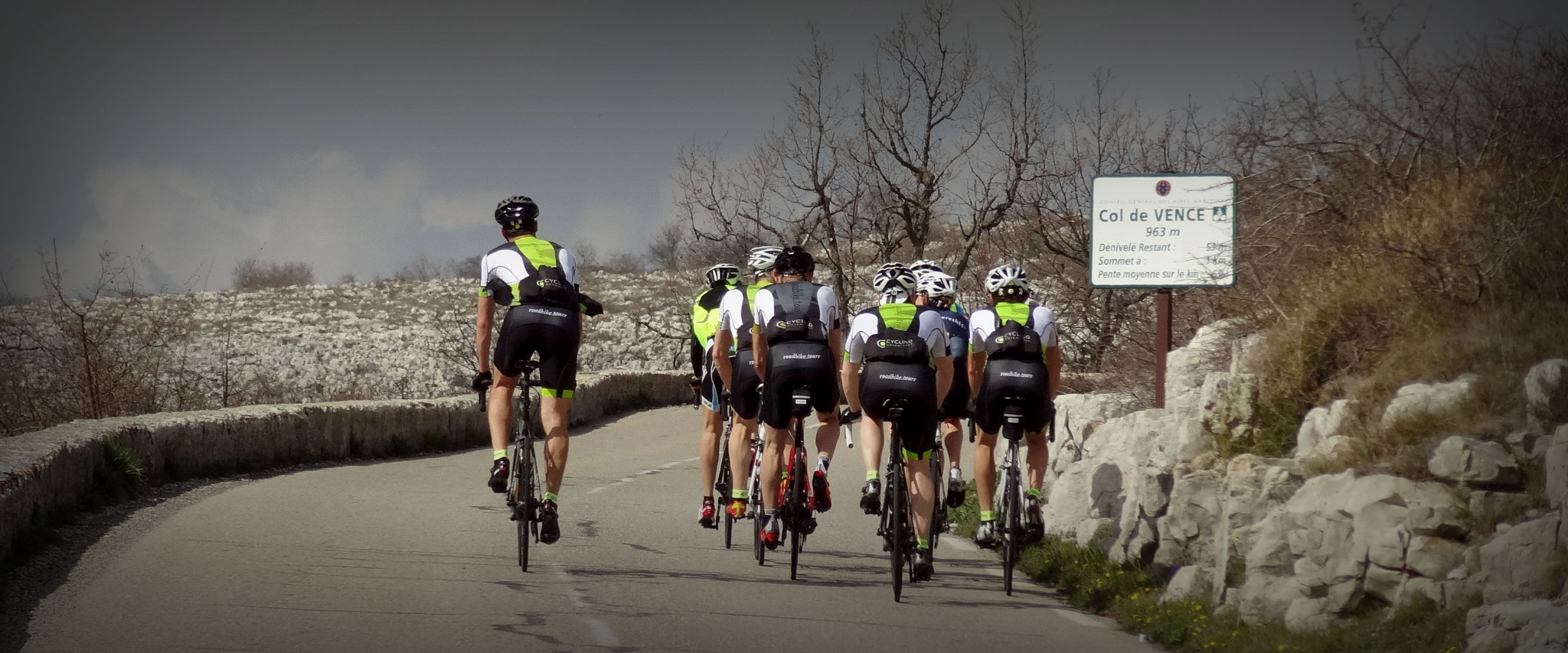 Cycling Adventures Rennrad Guides