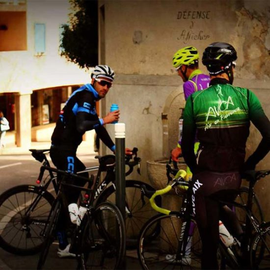Rennradreise Cycling Adventures Cote d'Azur Open Training