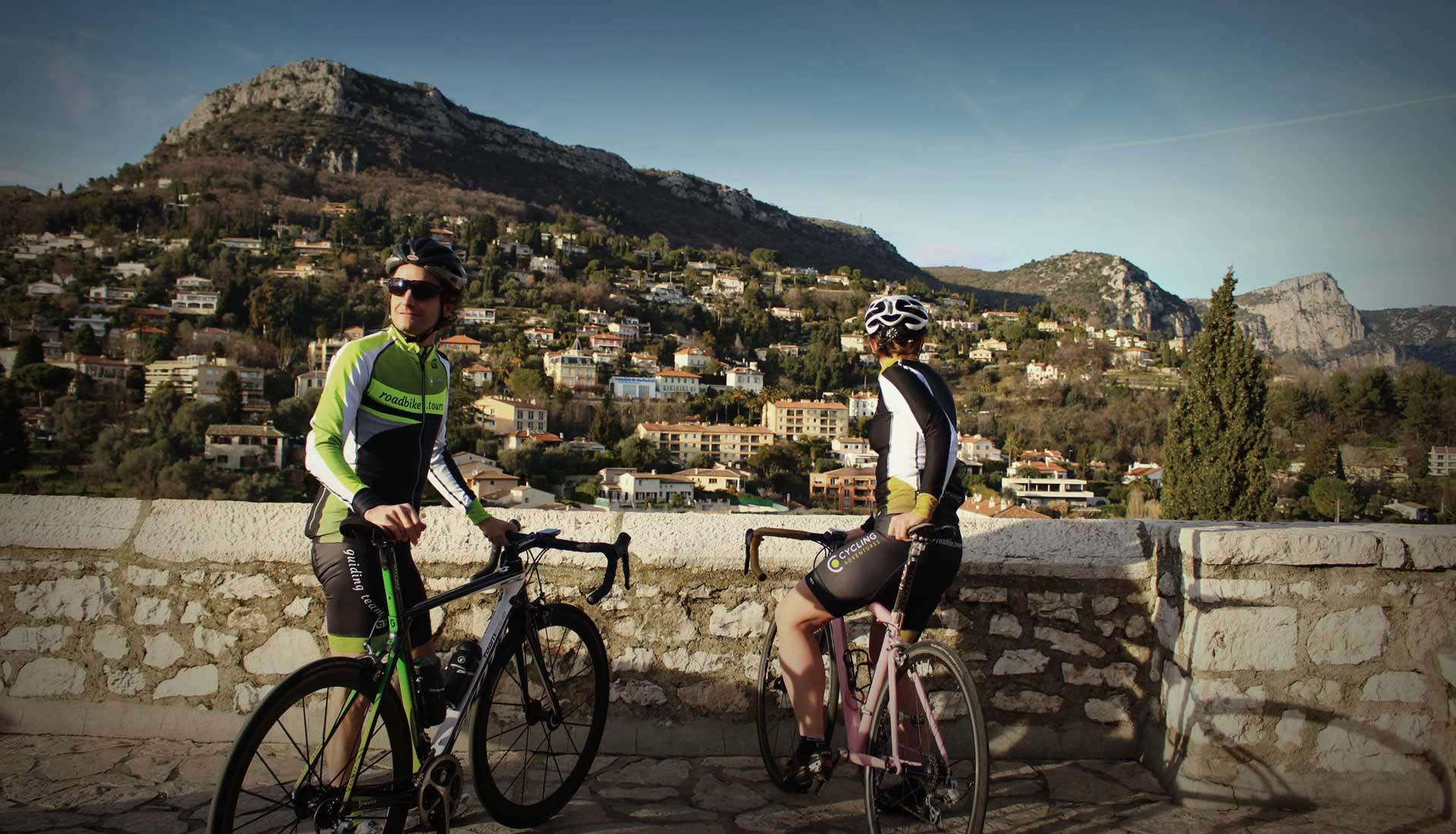 Rennradreise Cycling Adventures Cote d'Azur Saisonauftakt