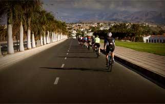 Rennradreise Gran Canaria