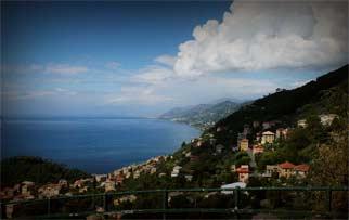 Rennradreisen Ligurien, Italien
