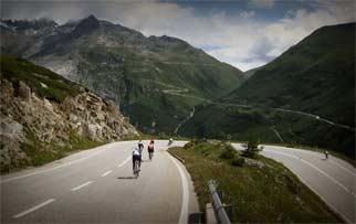Schweiz-Rundfahrt