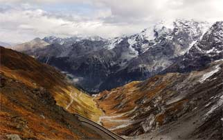 Rennradreisen Stilfser Joch Rilassato, Italien
