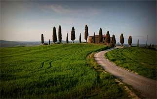 Rennradreise Toskana, Italien
