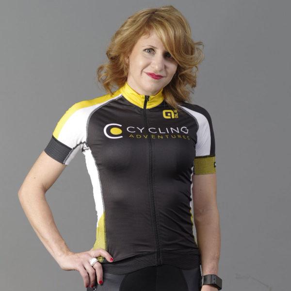 Cycling Adventures Online Shop Trikot Damen