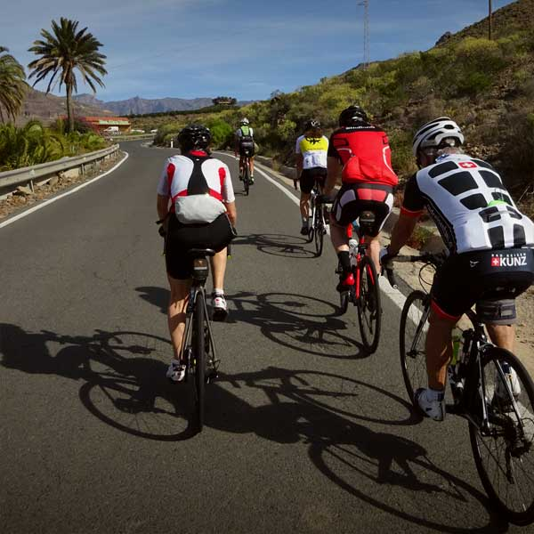 Cycling Adventures Rennrad Urlaub Gran Canaria Training