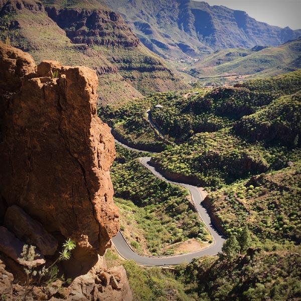 Rennradreise Gran Canaria - Trainingslager
