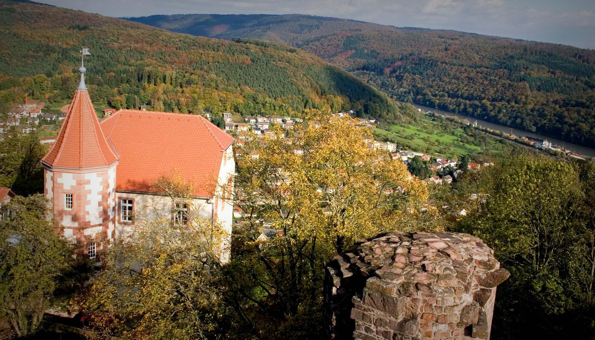 Alltagsflucht Heidelberg Rennradreise mit Cycling Adventures
